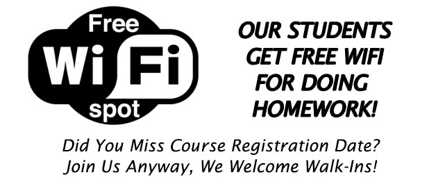 Free Wifi Provided To Students
